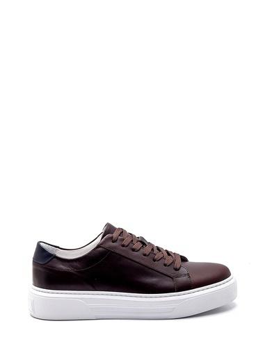Derimod Erkek Ayakkabı(156) Sneaker Kahve